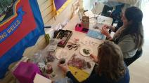 Made by YOU in Surbiton, Christmas Gift Making workshops with our members